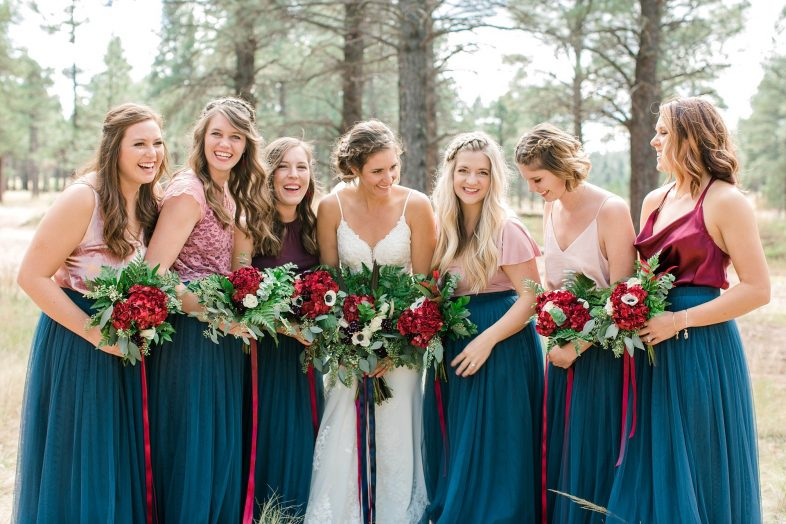 Flagstaff Wedding at Fort Tuthill